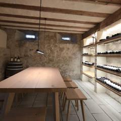 Weinkeller:  Weinkeller von Dr. Schmitz-Riol Planungsgesellschaft mbH