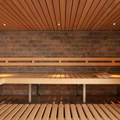 Modern spa by Dr. Schmitz-Riol Planungsgesellschaft mbH Modern