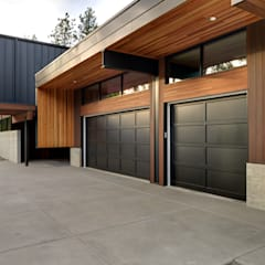 Double Garage Design Ideas Inspiration Pictures Homify