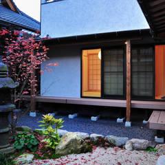 黒川の家: 株式会社アトリエカレラが手掛けた家です。,クラシック