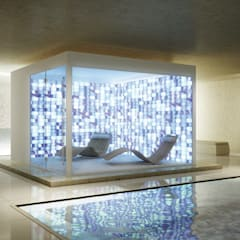 Dream Salt Cabin:  Pool by Aegean Spas