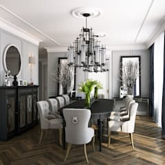 Dining room by seven2seven studio