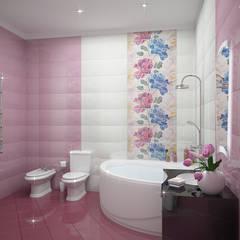 Phòng tắm by Виктория Лаврик