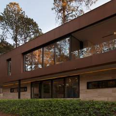 Casas de estilo  por Vieyra Arquitectos, Moderno