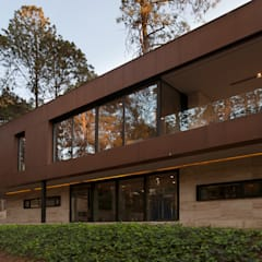 Casas de estilo  por Vieyra Arquitectos