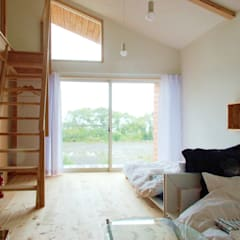VillaHeureux 丘の上の小さな宿: 太田則宏建築事務所が手掛けたホテルです。
