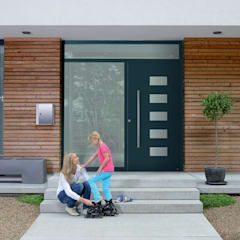 Front doors by HORMANN