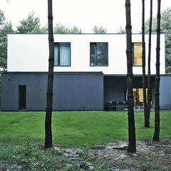 M - house: styl , w kategorii Domy zaprojektowany przez zwA Architekci