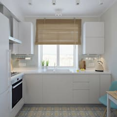 Dapur by Ekaterina Donde Design
