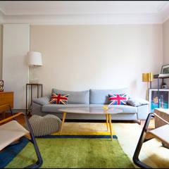 Longchamp: Salon de style  par D.Interior