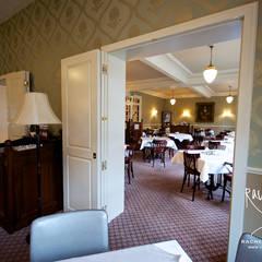 Botham's Tea Rooms, Whitby:  Gastronomy by Rachel McLane Ltd