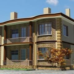 EMG Mimarlik Muhendislik Proje Çanakkale 0 286 222 01 77 – Hanedan Konakları:  tarz Bahçe