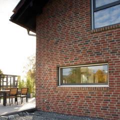 AVEO - Detailansicht des Querfensters:  Kunststofffenster von FingerHaus GmbH