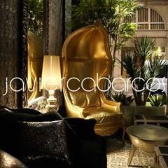 ROYAL BOUNDARY . coctail bar: Bares y Clubs de estilo  de JAVIER CABARCOS