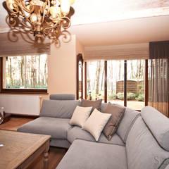 salon: styl , w kategorii Salon zaprojektowany przez projektowanie wnętrz