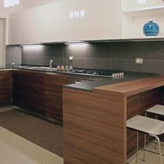 Kitchen by AMN studio