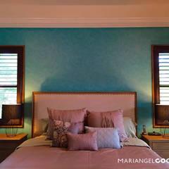Schlafzimmer von MARIANGEL COGHLAN,