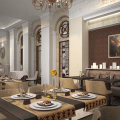 Ресторан на Херсонесе: Ресторации в . Автор – Дизайн - студия Пейковых