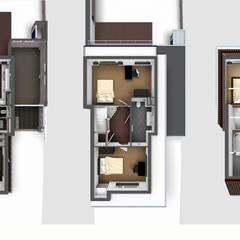 de Bos in 't Veld Architecten Moderno