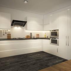yücel partners – D&S Altaş Home:  tarz Mutfak, Modern