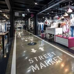 Espacios comerciales de estilo  por COMMON GROUND