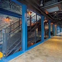 Commercial Spaces by COMMON GROUND