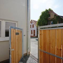 FingerHaus GmbHが手掛けた木製ドア