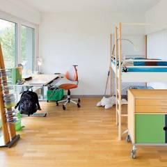 Frei geplantes Kundenhaus - Kinderzimmer:  Kinderzimmer Junge von FingerHaus GmbH - Bauunternehmen in Frankenberg (Eder)