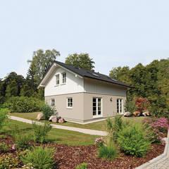 Projekty,  Dom rustykalny zaprojektowane przez homify
