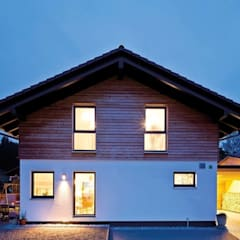 MEDLEY 210 A - Naturverbunden:  Landhaus von FingerHaus GmbH