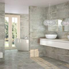 Klassieke badkamers van INTERAZULEJO Klassiek
