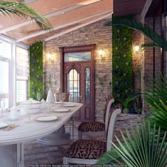Conservatory by Architoria 3D