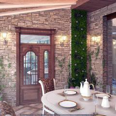Зимние сады в . Автор – Architoria 3D
