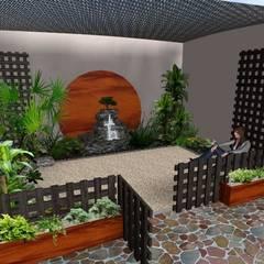 rustic Garden by Zen Ambient