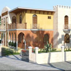 Вилла в Турции: Дома в . Автор – Architoria 3D