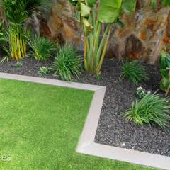 El enmarcado del jardín: Jardines de estilo  de Jardineria 7 islas