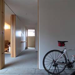 دیوار by 松原正明建築設計室