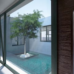 Anexos de estilo minimalista por TOV.ARQ Estudio de Arquitectura y Urbanismo
