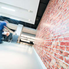Game Account: Workplace branding graphics:  Office buildings by Vinyl Impression