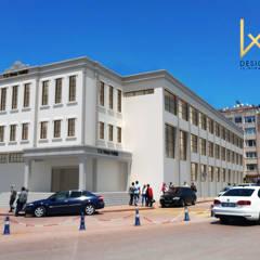 W DESIGN İÇ MİMARLIK – Sinop Valilik Binası:  tarz Kongre Merkezleri