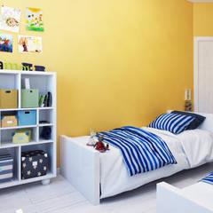 Nursery/kid's room by Оксана Мухина