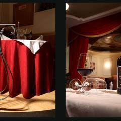 """The """"Theatre"""": Gastronomia in stile  di Marco Maria Statella - Architect"""