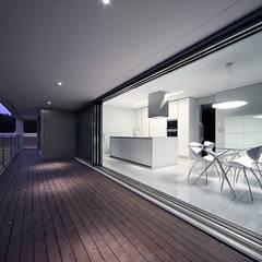 ห้องครัว by Albertina Oliveira-Arquitetura Unipessoal Lda