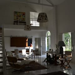 Eetkamer door Helô Marques Associados,