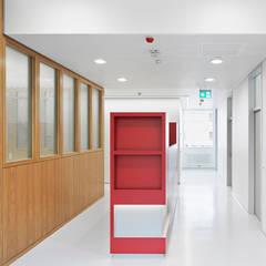 โรงพยาบาล by Architekten + Partner Dannien Roller BDA