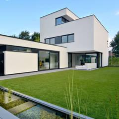 منازل تنفيذ CKX architecten
