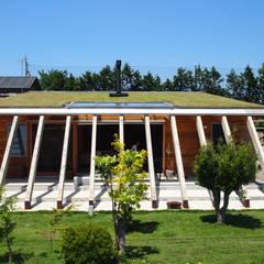 mat house: KAZ建築研究室が手掛けた家です。