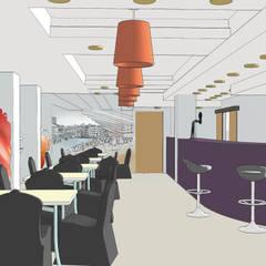 Murale: styl , w kategorii Jadalnia zaprojektowany przez Pracownia Projektowa Hanna Kłyk