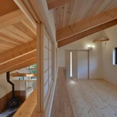 غرفة الميديا تنفيذ 若山建築設計事務所