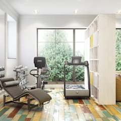 eclectic Gym by Bronx